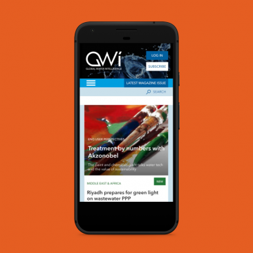 GWI website redesign